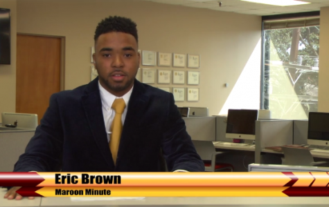 Maroon Minute for October 14, 2016