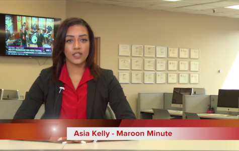 Maroon Minute for October 17, 2016