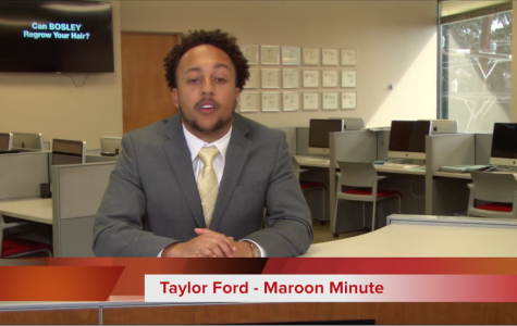 Maroon Minute for October 27, 2016