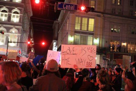Protests erupt after Donald Trump elected president