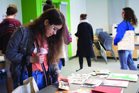 Design department hosts second annual design day for local highschool students