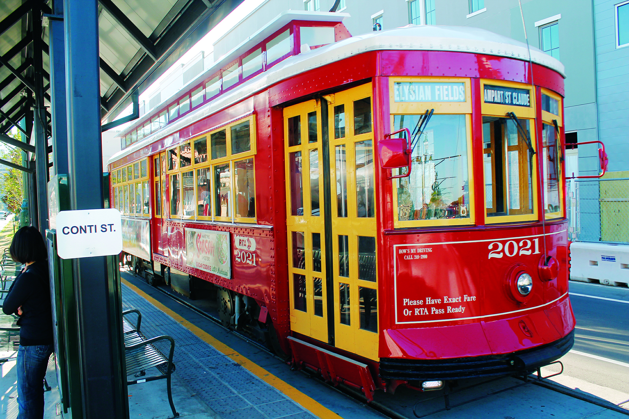 Businesses, residents react to new streetcar line