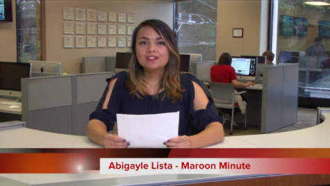 Maroon Minute for November 1, 2016