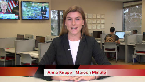 Maroon Minute for November 9, 2016