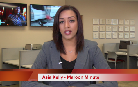 Maroon Minute for November 10, 2016