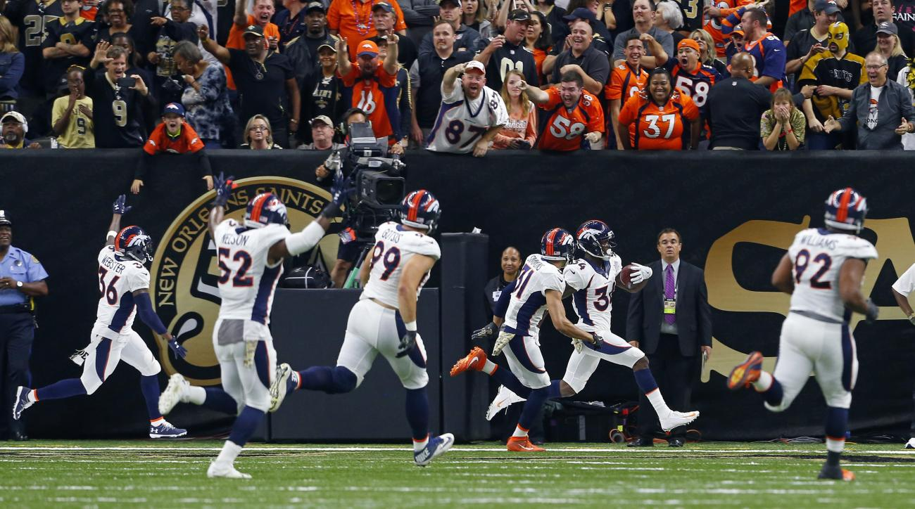 Saints lose at home to the Broncos in drama-filled finish