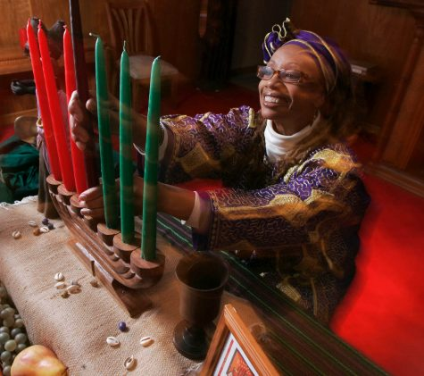 Kwanzaa: A time of reflection, celebration and family