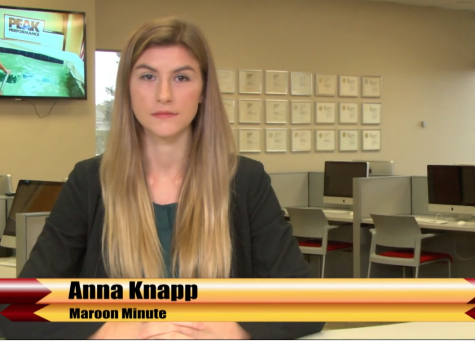 Maroon Minute for December 7, 2016