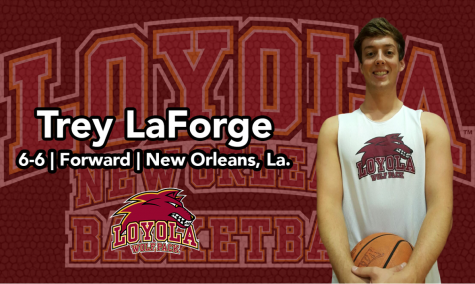 Men's basketball adds Trey LaForge
