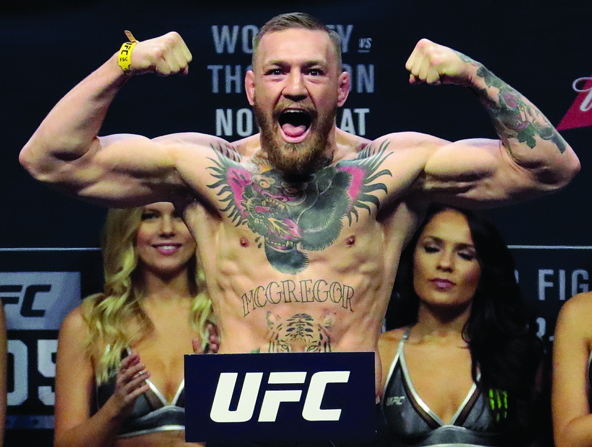 In my opinion: Mayweather vs. McGregor: The real fight of the century?