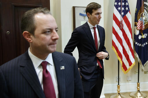 BRIEF: Priebus: No regrets that Holocaust statement didn't refer to Jews