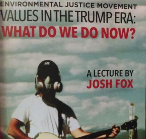 Environmental activist, filmmaker to present at Loyola