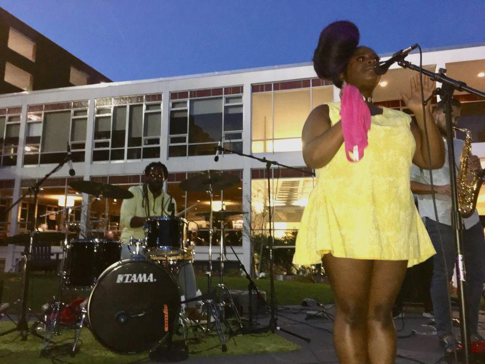 Tanks and the Bangas, a New Orleans-based funk-soul musical group, performs at the Feminist Festival on March 10. The second annual festival will have events until March 18.