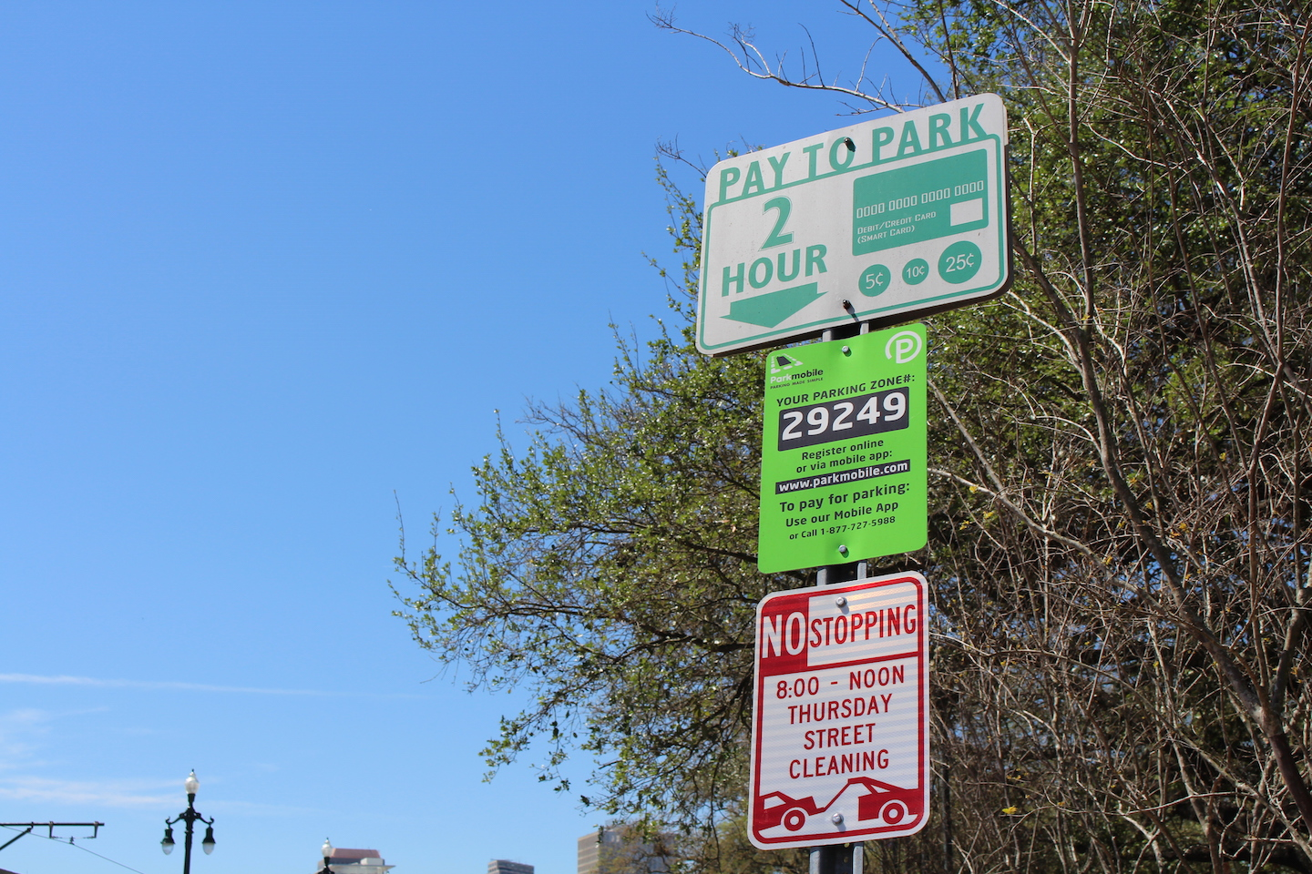People only have to pay for metered parking Monday-Saturday from 8 a.m. – 7 p.m. In the city's quarterly economic review, the city's economist reported a $4.2 millions increase from October 2015 to August 2016.