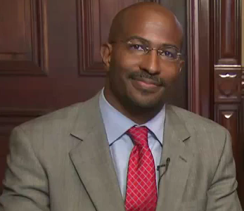 Van Jones announced as 2017 Commencement speaker