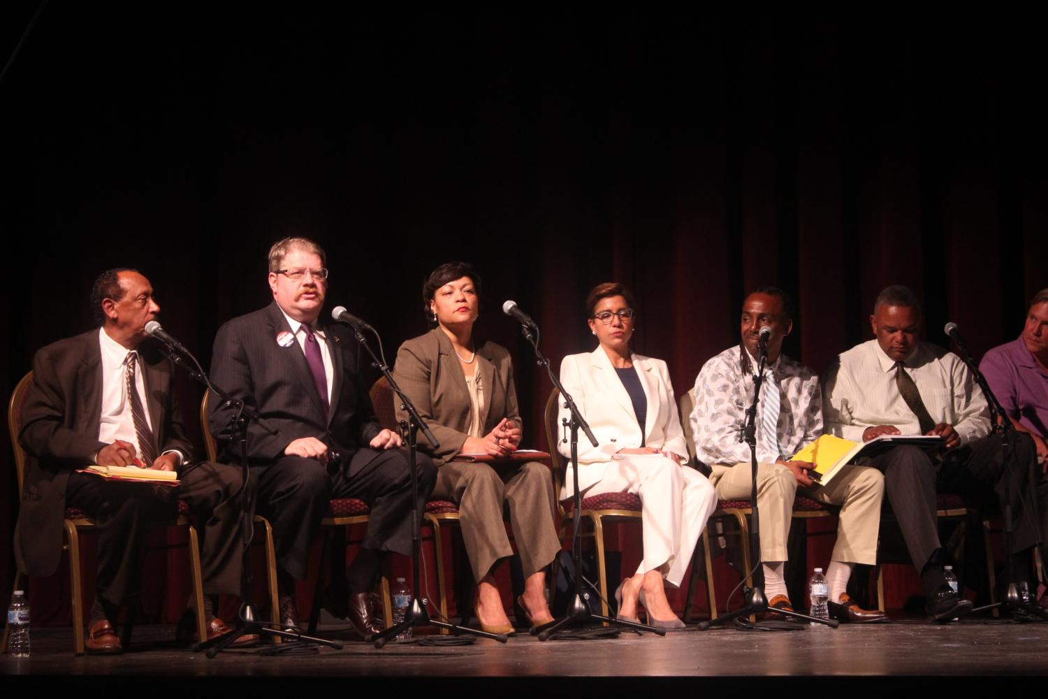 Mayoral candidates discuss current issues with policies facing musicians in New Orleans Photo credit: Caleb Beck
