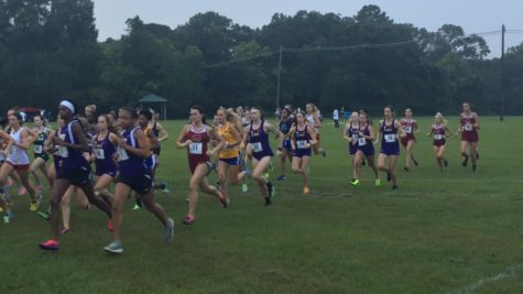 Wolf Pack place three runners top 10 in first cross country meet