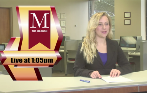 The Maroon Minute for October 31, 2017