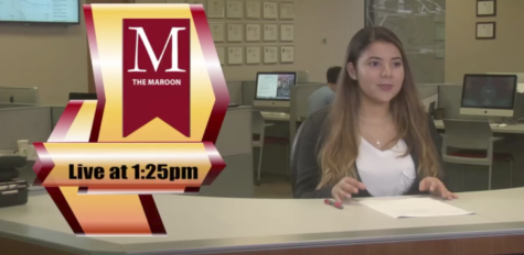 The Maroon Minute for Nov. 13, 2017