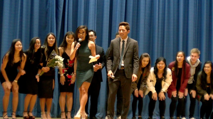 Watch: Vietnamese student associations take Date Auction to new heights