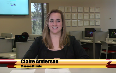 Maroon Minute for December 5, 2017