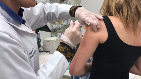 Health officials: it's not too late to get the flu shot