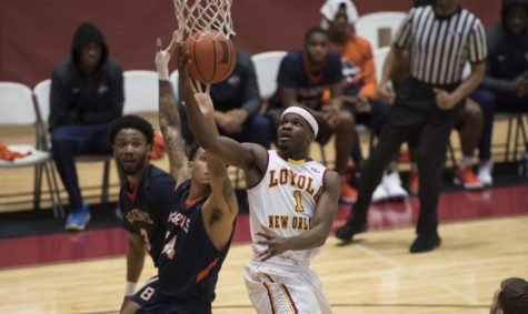 Men's basketball team takes down Martin Methodist