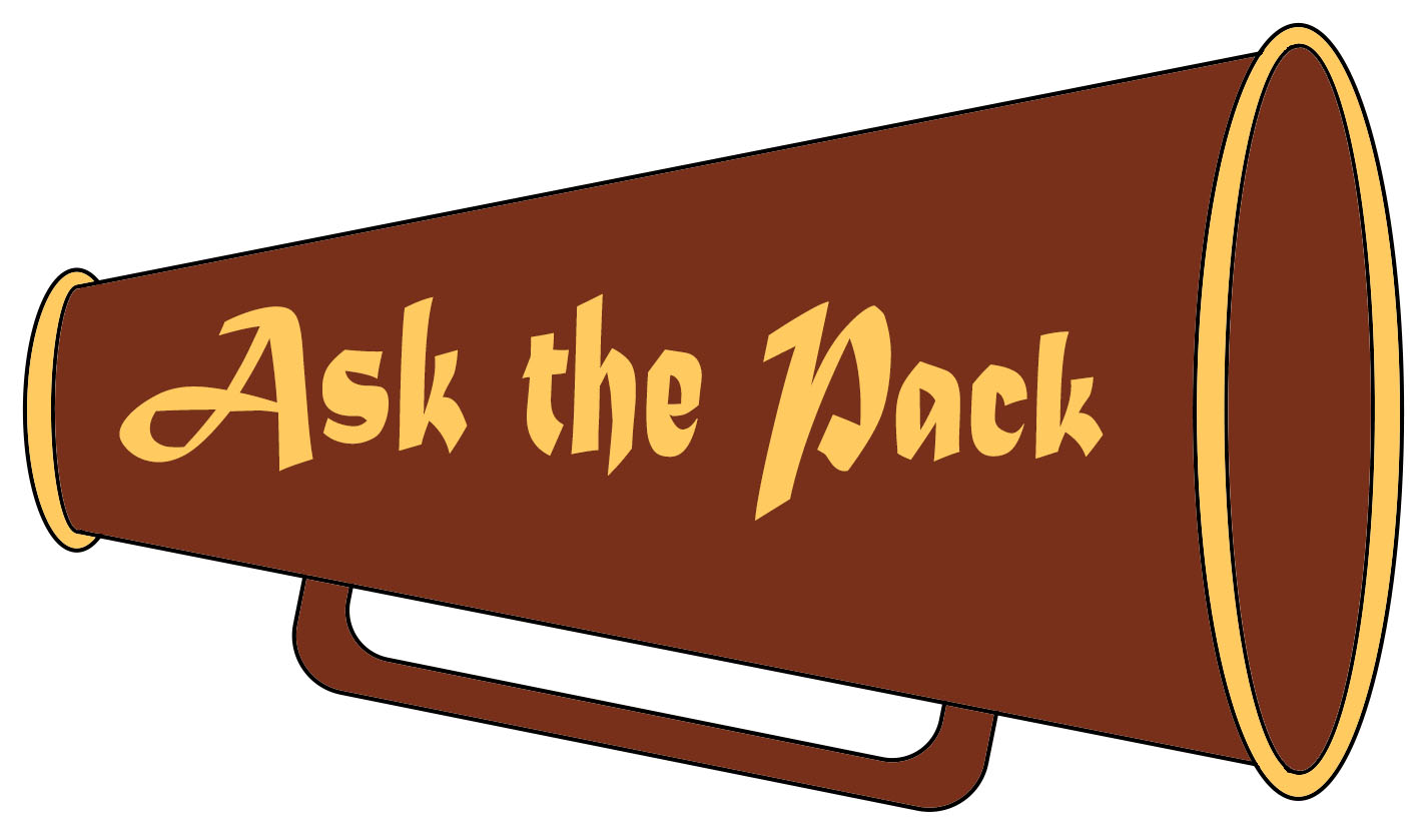 Ask the Pack: Textbooks