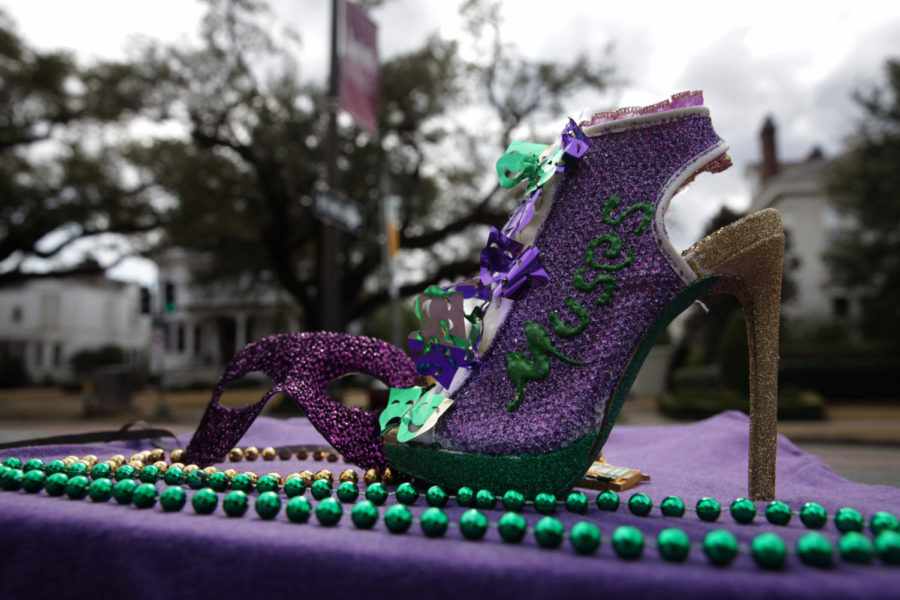 The+Krewe+of+Muses+is+an+all-female+krewe+well+known+for+their+high+heel+throws.+The+Krewe+of+Muses+was+established+in+2001+and+rolled+on+Feb.+8+at+6%3A30+p.m.+Photo+credit%3A+Angelo+Imbraguglio