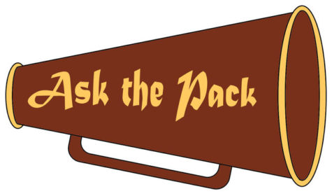 Ask the Pack: Lent