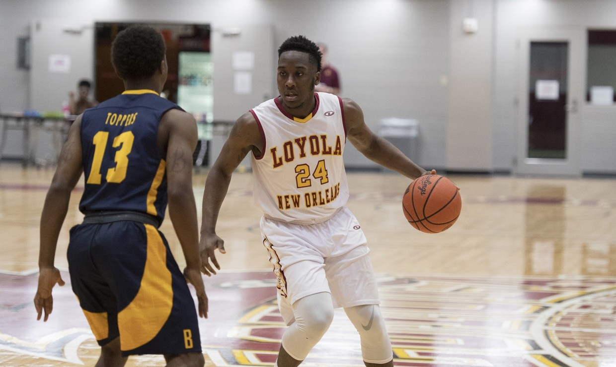 Loyola men's basketball advances to semifinals in conference championship