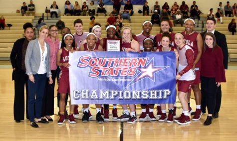 Wolf Pack women's team claims SSAC basketball title