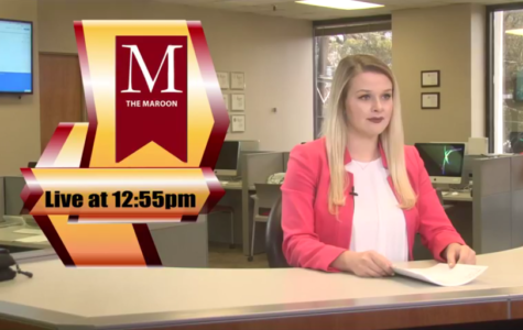 Maroon Minute for March 8, 2018