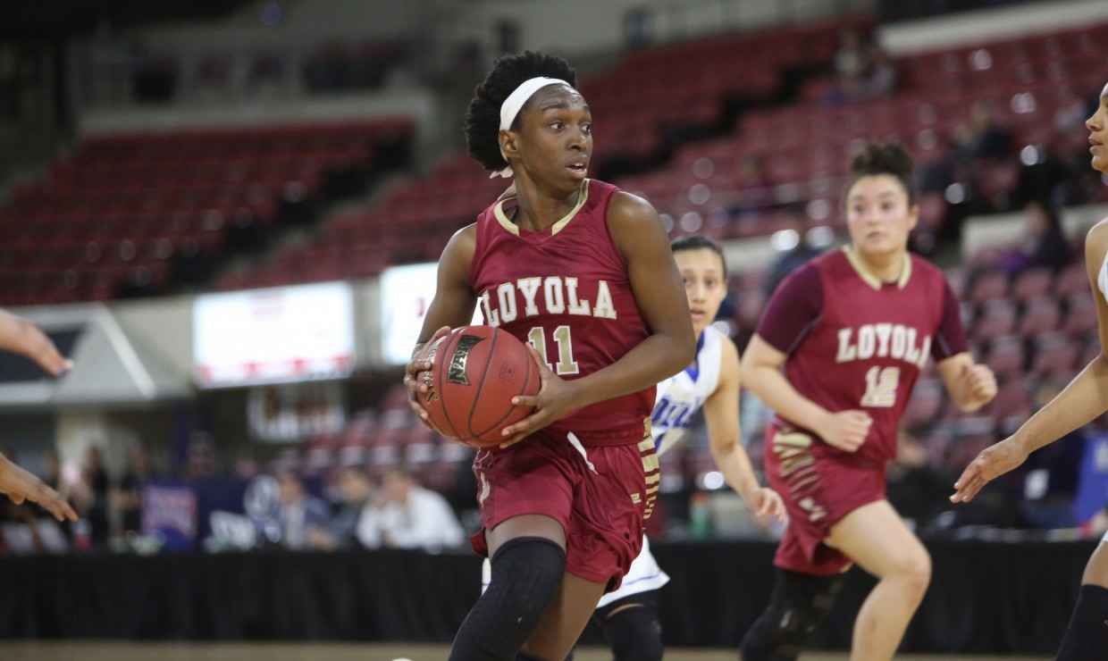 Women's basketball team bows out of the NAIA Championship