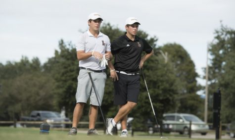 Drew Goff named head golf coach