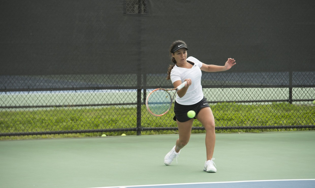 Tennis teams take down Spring Hill Badgers