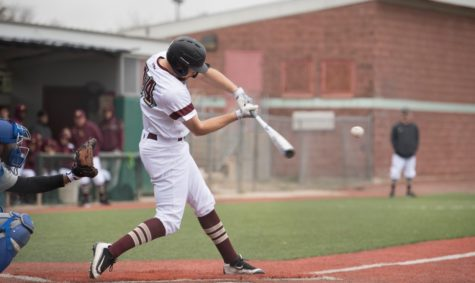 Baseball team works through early struggles