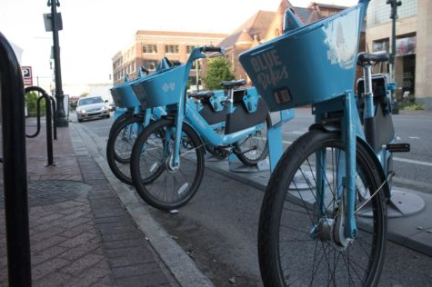 Blue Bikes benefit riders around New Orleans