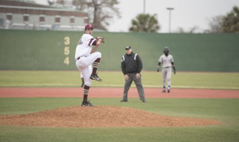 Baseball earns big win over Brewton-Parker