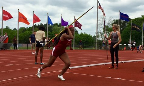 Loyola upped the tempo during track-filled weekend