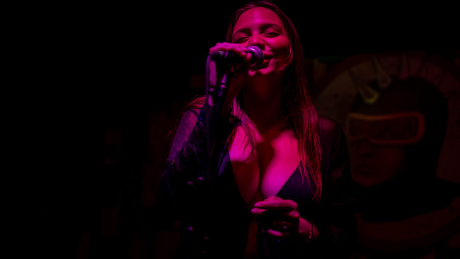 Ella+Blue+sets+the+standard+for+dress-code+at+a+Liberating+Lingerie+Party.++She%27s+hosted+these+parties+before+at+The+Willow+before+it+was+upgraded+to+Gasa+Gasa.+Photo+credit%3A+Jacob+Meyer