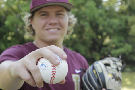 Baseball players share a bond on the diamond