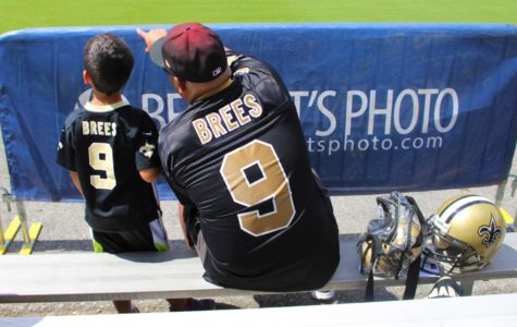 Gallery: New Orleans Saints hit the field for mini camp