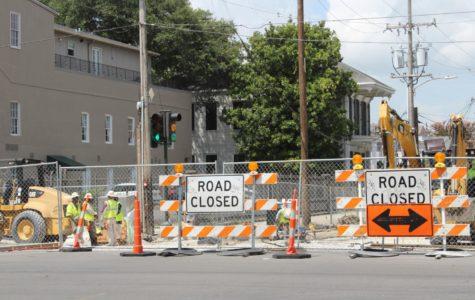 Construction slows business on Magazine Street