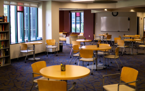 Loyola kicks off the school year with new spaces