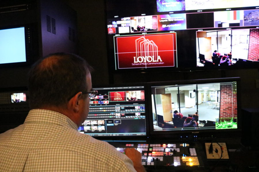 School of Mass Communication to open producer lab