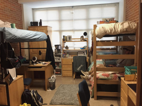 Res Life triples up in Biever Hall
