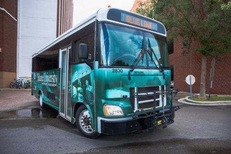 Tulane Blue Line replaces Loyola's shuttle service