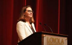 President Tania Tetlow starts as Loyola's first non-Jesuit president