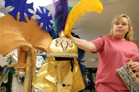 D&D Creations assures that Mardi Gras fashion goes off seamlessly